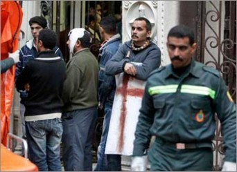 Violence against Coptic Christians