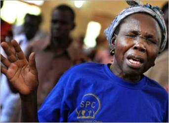 Sudanese Christians