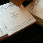 New Testament magazine
