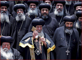 Image result for Coptic Christians
