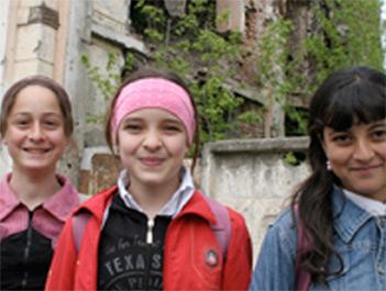 russian-children