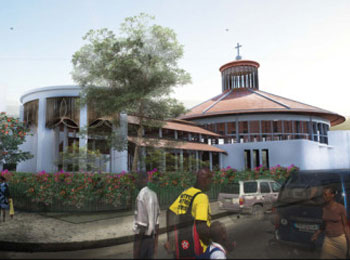 Haiti-Cathedral