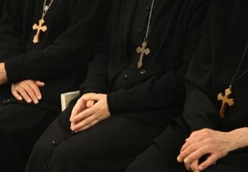 Syrian-nuns