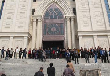 Sanjiang-church