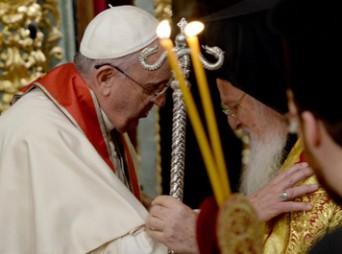Pope-Francis-Bartholomew-I