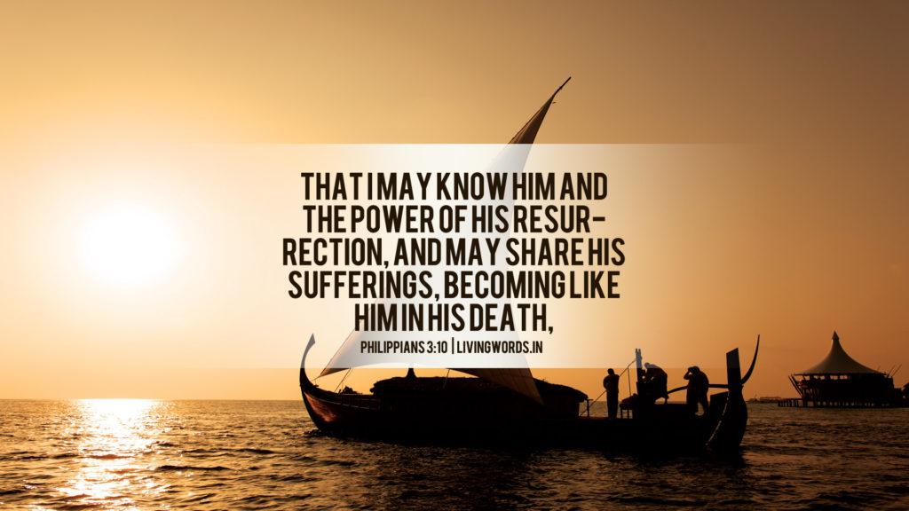 Philippians 3-10